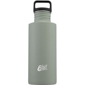 Esbit Sculptor Drinking Bottle 750ml, stone grey